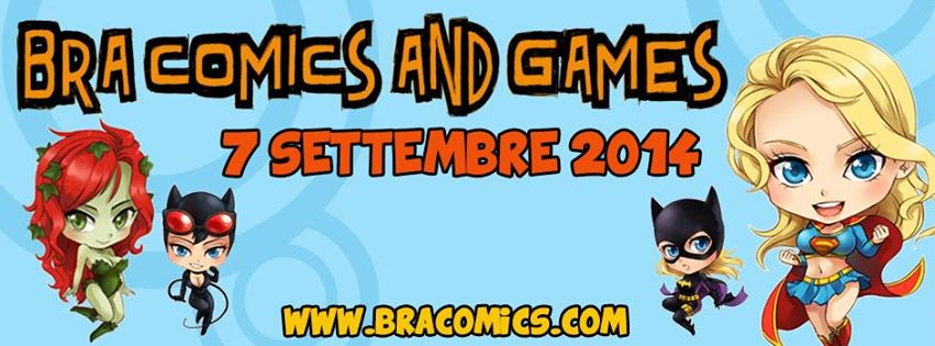 Bra comics & games